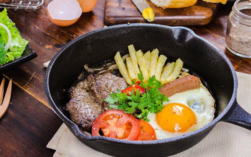 Cách làm Bò Né mềm ngon tại nhà đổi vị cho bữa sáng