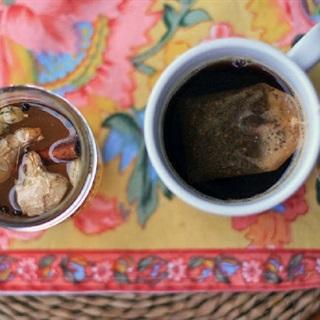 Cách làm trà gừng thơm nồng