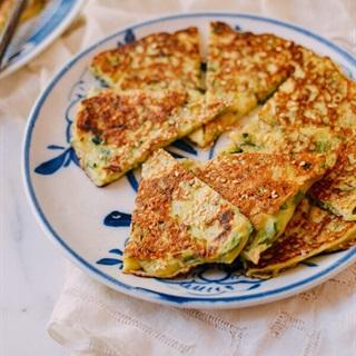 Cách làm Pancake bí ngòi