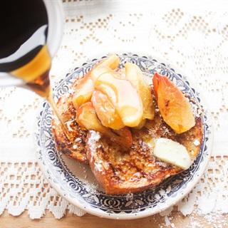 Cách làm Bánh mì táo