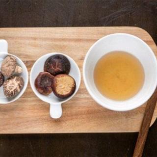 Cách làm nước dùng dashi nấm hương