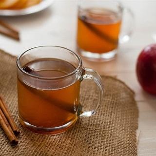 Cách làm Nước táo quế - Apple Cider