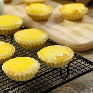 Cách làm bánh tart phô mai Hokkaido - Hokkaido baked cheese tart