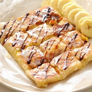 Cách Làm Bánh Chuối Kiểu Thái | Đơn Giản Tại Nhà
