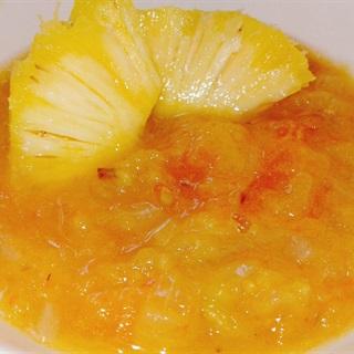 Cách làm Sốt thơm chua ngọt