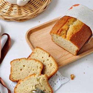 Cách làm bánh mì chuối xốp mềm
