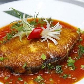 Ccách làm cá ngừ sốt cà chua ngon cơm