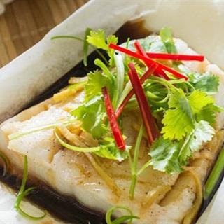 Cách làm phi lê cá nướng gừng nước tương