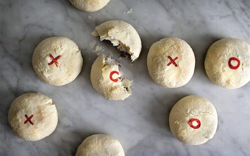 Cách làm bánh trung thu kiểu mới