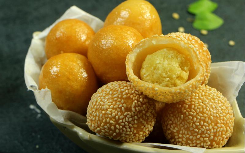 Cách Làm Bánh Cam Lúc Lắc | Đơn Giản Ngon Miệng