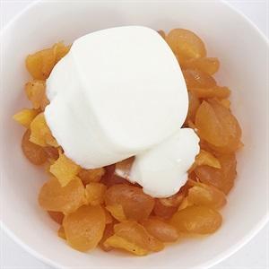 Sữa chua hạt đác rim thơm