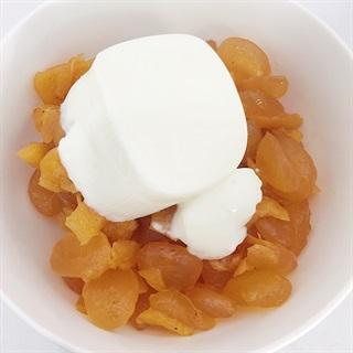 Cách làm Sữa chua hạt đác rim thơm