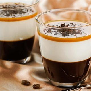 Cách làm thạch cà phê sữa tươi