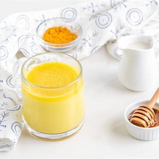 Cách làm trà nghệ sữa dừa