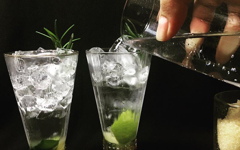 Cách làm Mojito Virgin No Rum