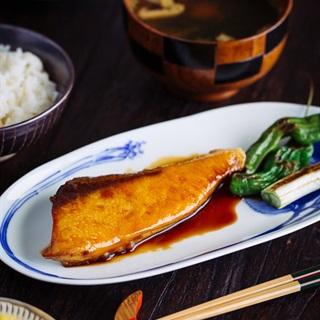 Cách làm cá cam sốt Teriyaki đậm đà   Cooky.vn
