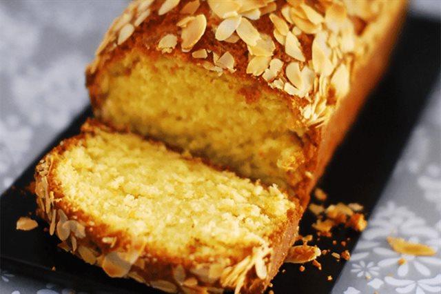 Cách làm bánh bông lan cam hạnh nhân | Cooky.vn