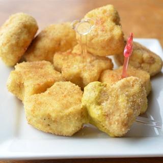 Cách làm thịt ức gà tẩm bột nướng