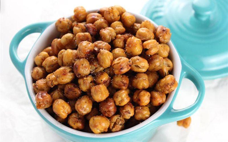 Cách làm snack đậu gà nướng cay
