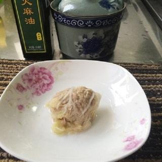 Cách làm cải thảo cuộn tôm thịt hấp