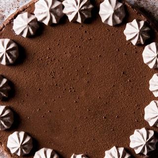 Cách làm cheesecake chocolate không cần nướng