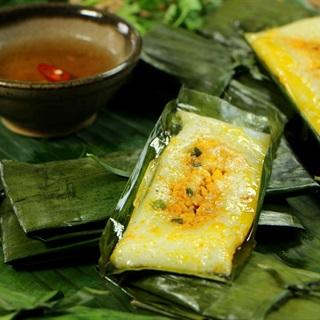 Cách làm Bánh Nậm tôm thịt chuẩn hương vị xứ Huế