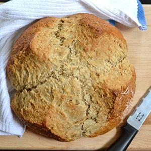 Bánh mì bơ yến mạch