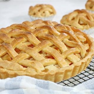 Cách Làm Bánh Táo Nướng Apple Pie Truyền Thống
