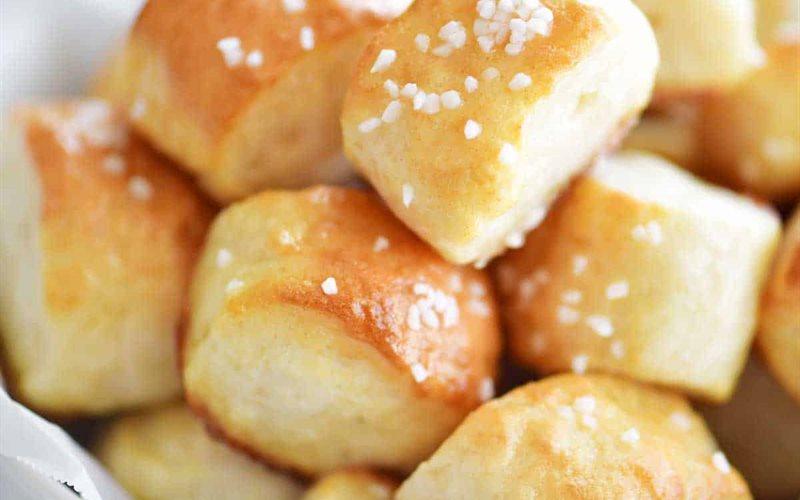Cách Làm Bánh Bao Nướng Mini Đơn Giản | Giòn Ngon