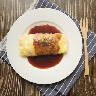Cách làm Cơm chiên cá ngừ cuộn trứng