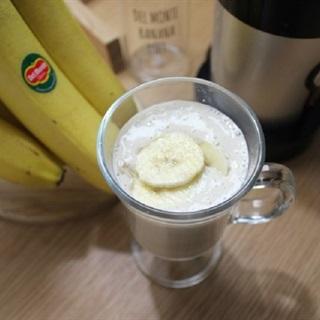 Cách làm sinh tố chuối đậu hũ và hạt dinh dưỡng