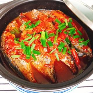 Cách làm Cá Nục Kho Cà Chua bắt vị cho bữa cơm gia đình