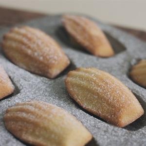 Bánh con sò Madeleine