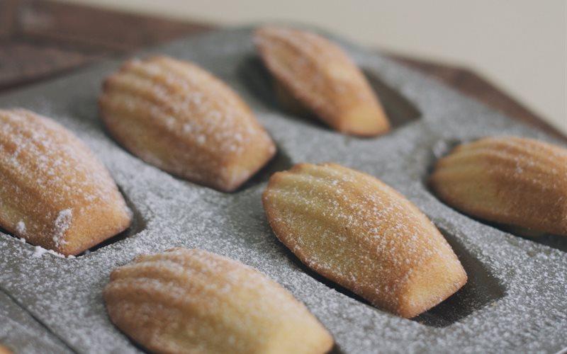Cách làm Bánh con sò Madeleine