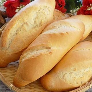 Cách làm bánh mì tươi nóng giòn