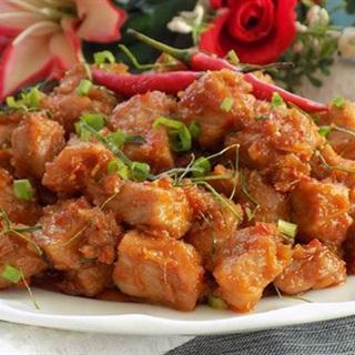 Cách làm Thịt Xào Xả Ớt cay nồng, thơm ngon cho cả nhà