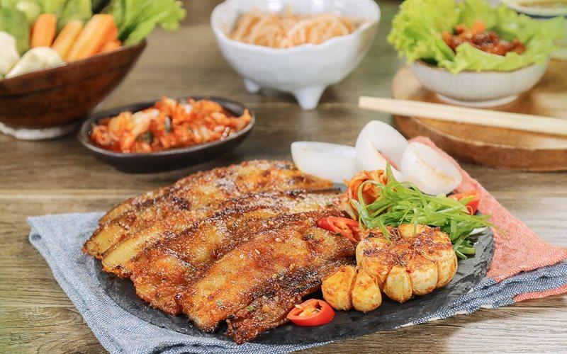 Cách làm Thịt ba chỉ BBQ kiểu Hàn Quốc