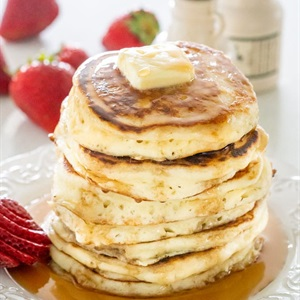 Bánh pancake cổ điển