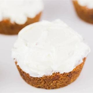 Cách làm bánh cupcake cà rốt thơm ngon