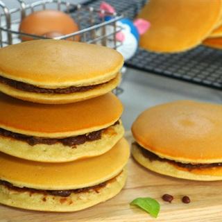 Cách làm Bánh rán Doraemon - Dorayaki