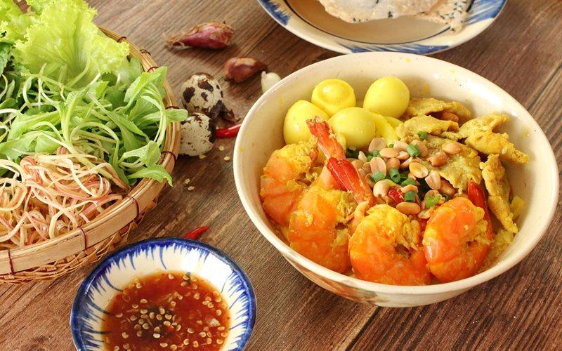 Mì Quảng - Underrated Central Vietnamese Noodles