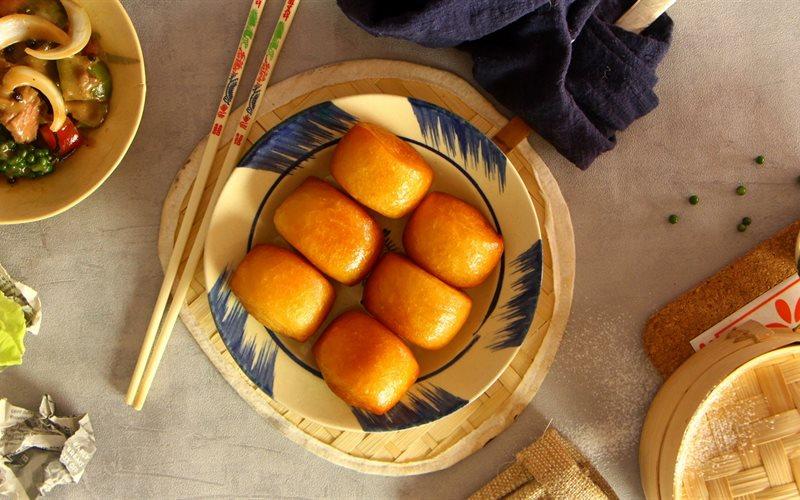 Cách Làm Bánh Bao Chiên Đơn Giản, Không Bị Ngấy