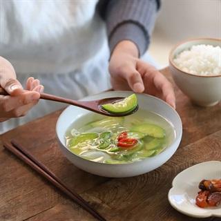 Cách làm canh bí ngòi Hàn Quốc