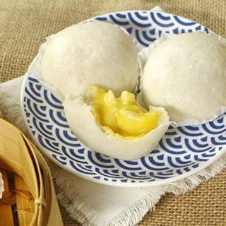Cách Làm Bánh Bao Kim Sa Trứng Sữa Đơn Giản, Thơm Ngon