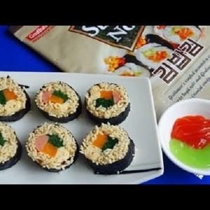 Kimbap mì gói