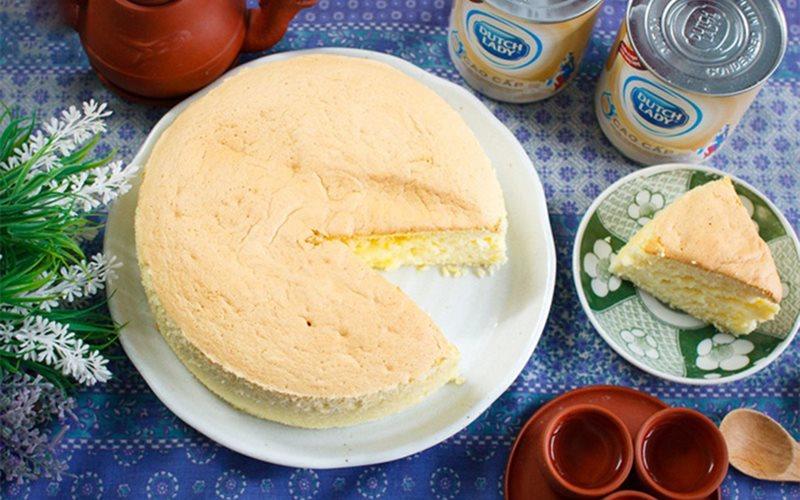 Cách Làm Bánh Bông Lan Đơn Giản | Ngon Như Ở Tiệm
