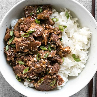 Cách làm thịt bò kho sốt mè