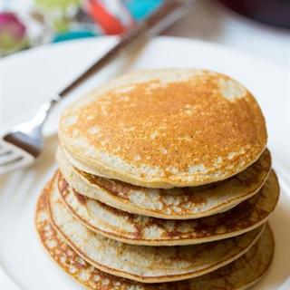 Cách làm Bánh pancake ăn kiêng