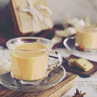 Cách làm trà sữa quế