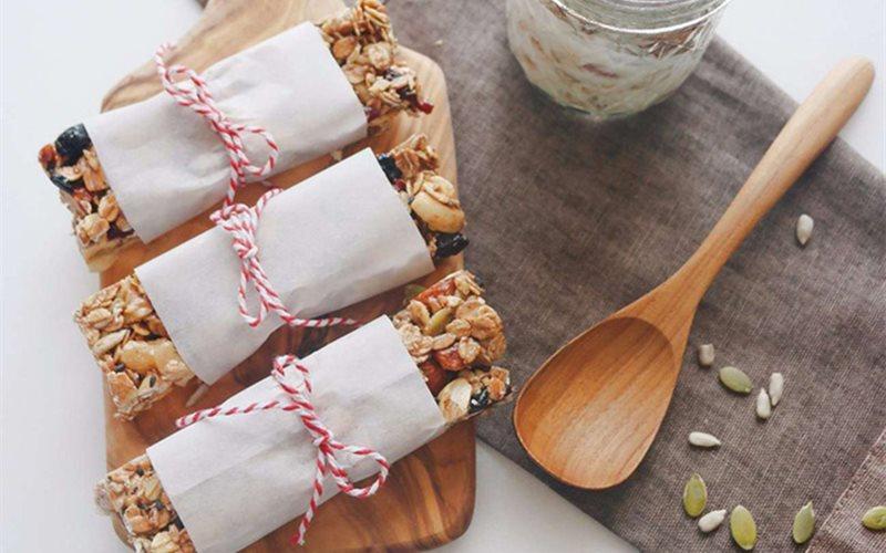 Cách làm bánh ngũ cốc dinh dưỡng